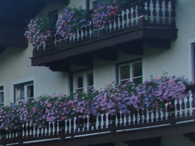 Zdjęcia: Bawaria, Bawarskie balkony, NIEMCY