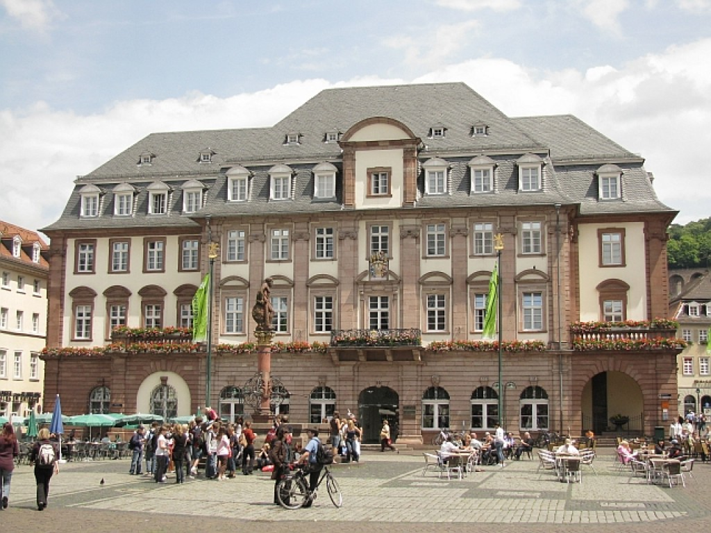 Zdjęcia: Heidelberg, Badenia - Wirtembergia, Heidelberg, NIEMCY