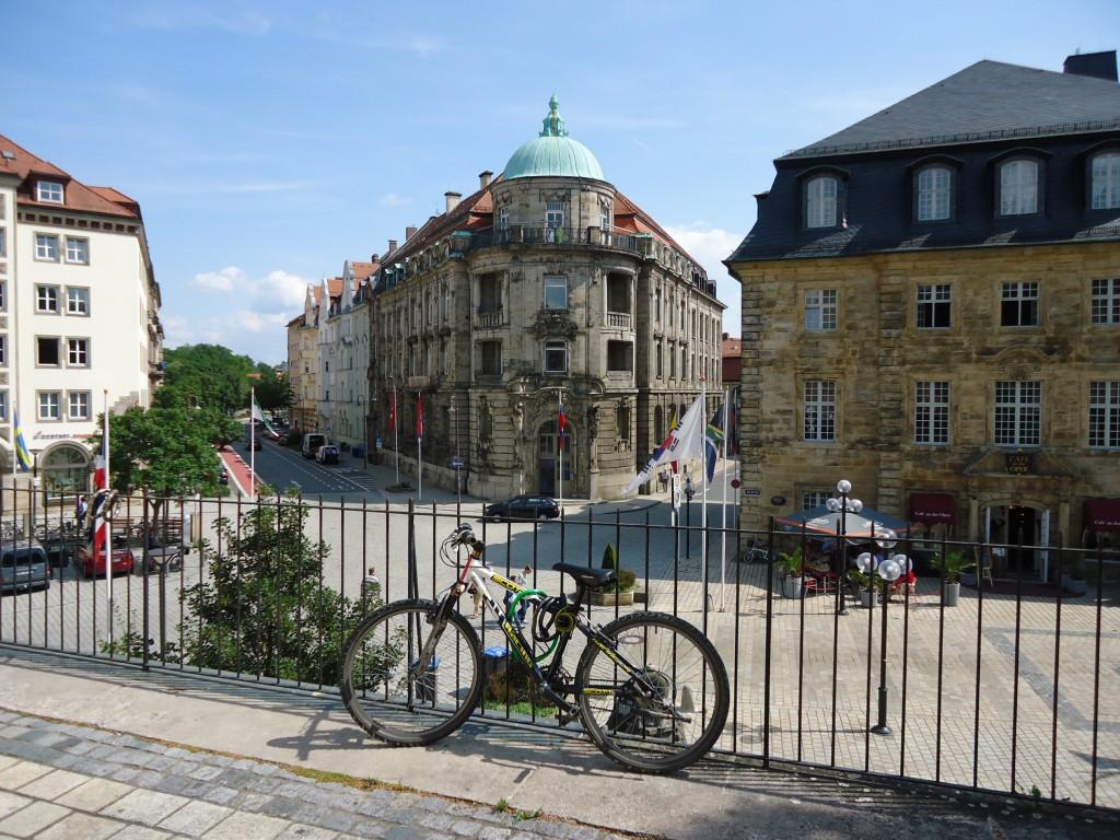 Zdjęcia: Bayreuth, Bawaria (Frankonia), W centrum Bayreuth, NIEMCY