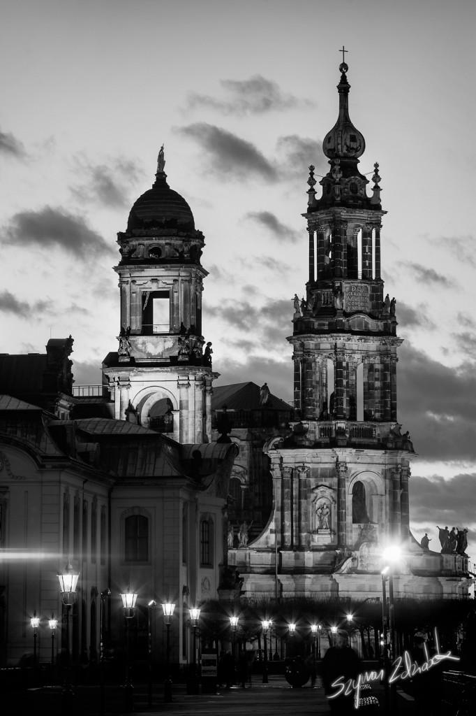 Zdjęcia: Drezno, Saksonia, Katedra Św. Trójcy, NIEMCY
