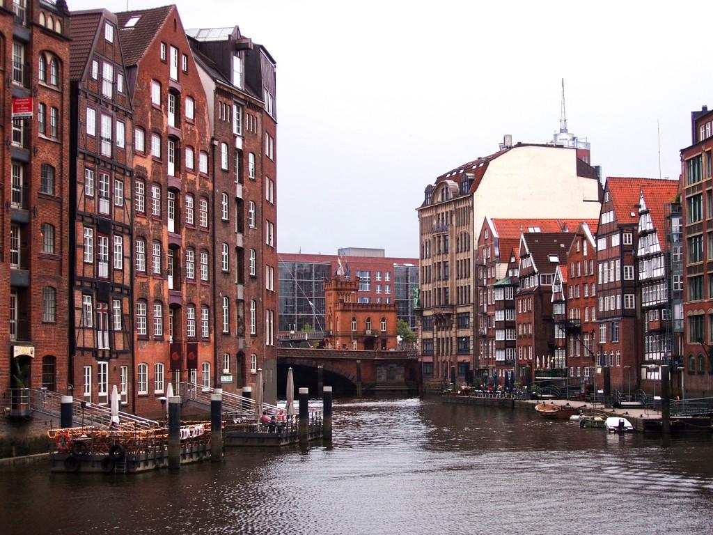 Zdjęcia: Hamburg, Niemcy Północne, Śródmieście Hamburga 2, NIEMCY