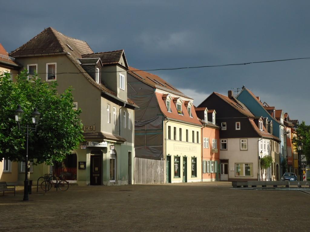 Zdjęcia: Naumburg, Saksonia-Anhalt, Naumburg - Stare Miasto, NIEMCY