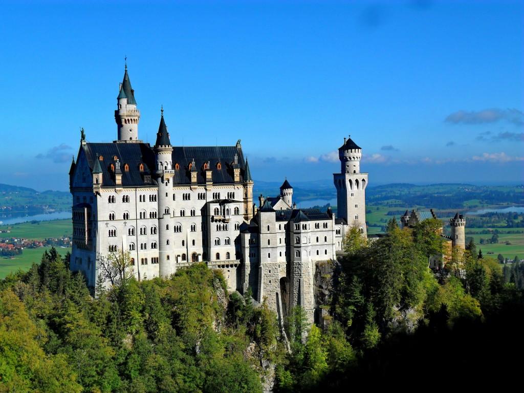 Zdjęcia: Schangau, Bawaria, Neuschwainstein, NIEMCY