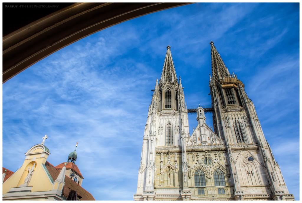 Zdjęcia: Regensburg, Bayern, Regensburger Dom, NIEMCY
