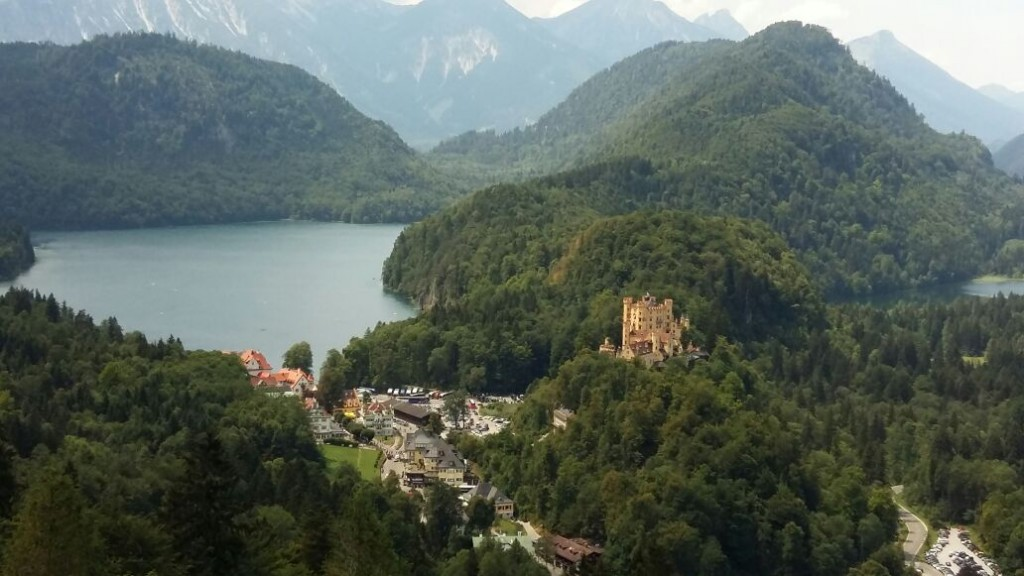 Zdjęcia: okolice Fussen, Bawaria, Bawaria, NIEMCY