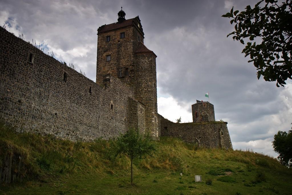 Zdjęcia: Stolpen, Szwajcaria Saksońska, Zamek Stolpen, NIEMCY