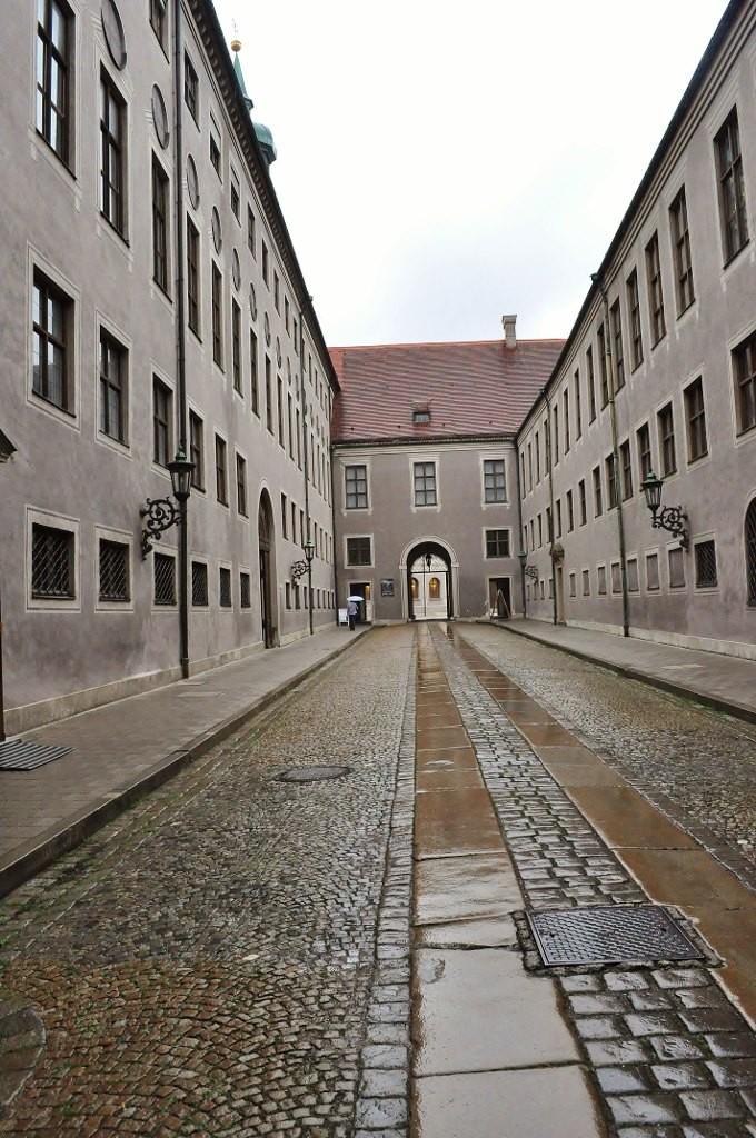 Zdjęcia: Monachium, Bawaria, Monachium, rezydencja księcia, NIEMCY