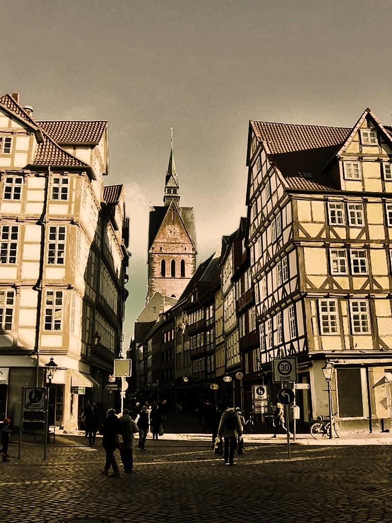 Zdjęcia: Hanower, Dolna Saksonia, Starówka, NIEMCY