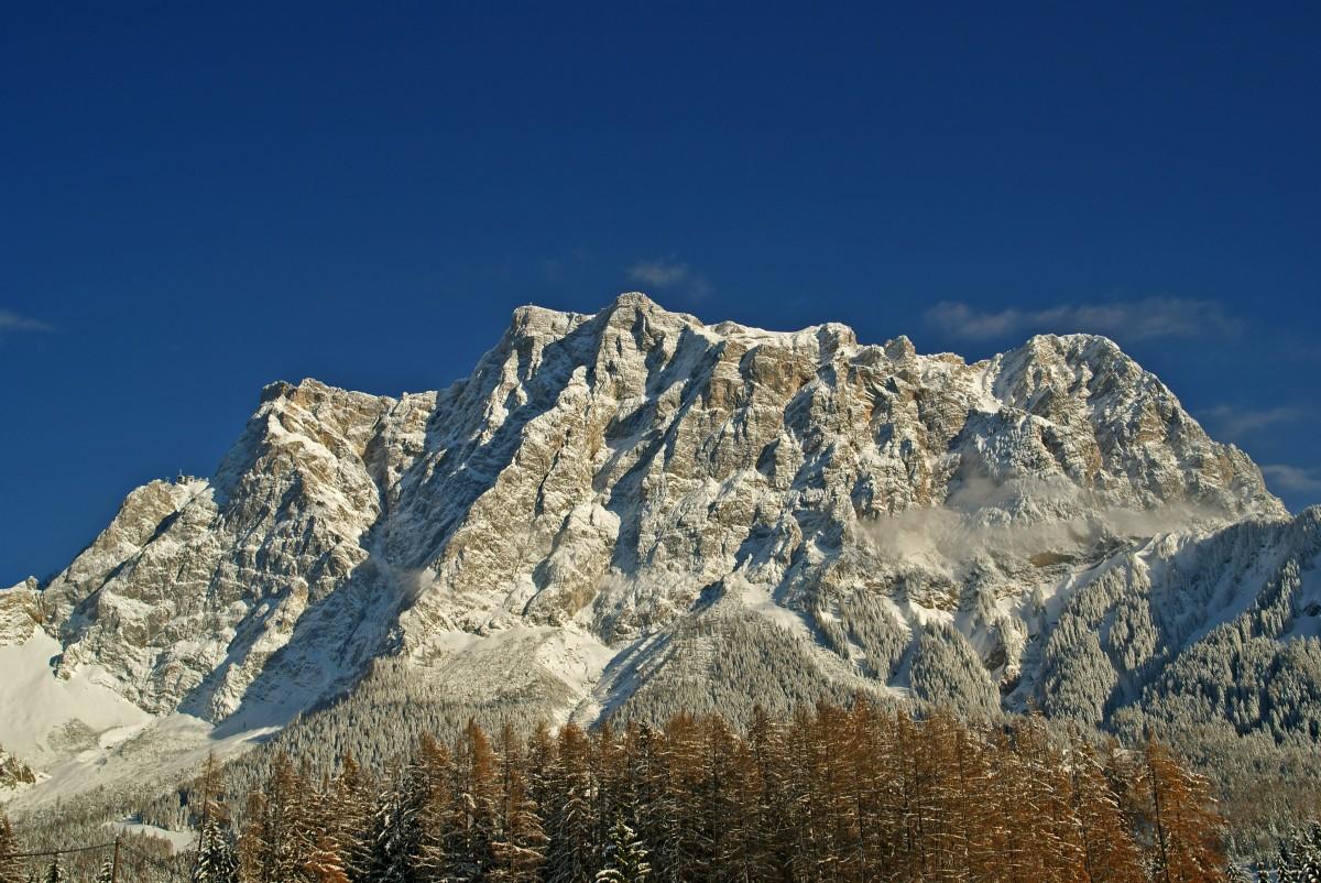 Zdjęcia: Alpy Bawarskie, Alpy Bawarskie, Zugspitze, NIEMCY