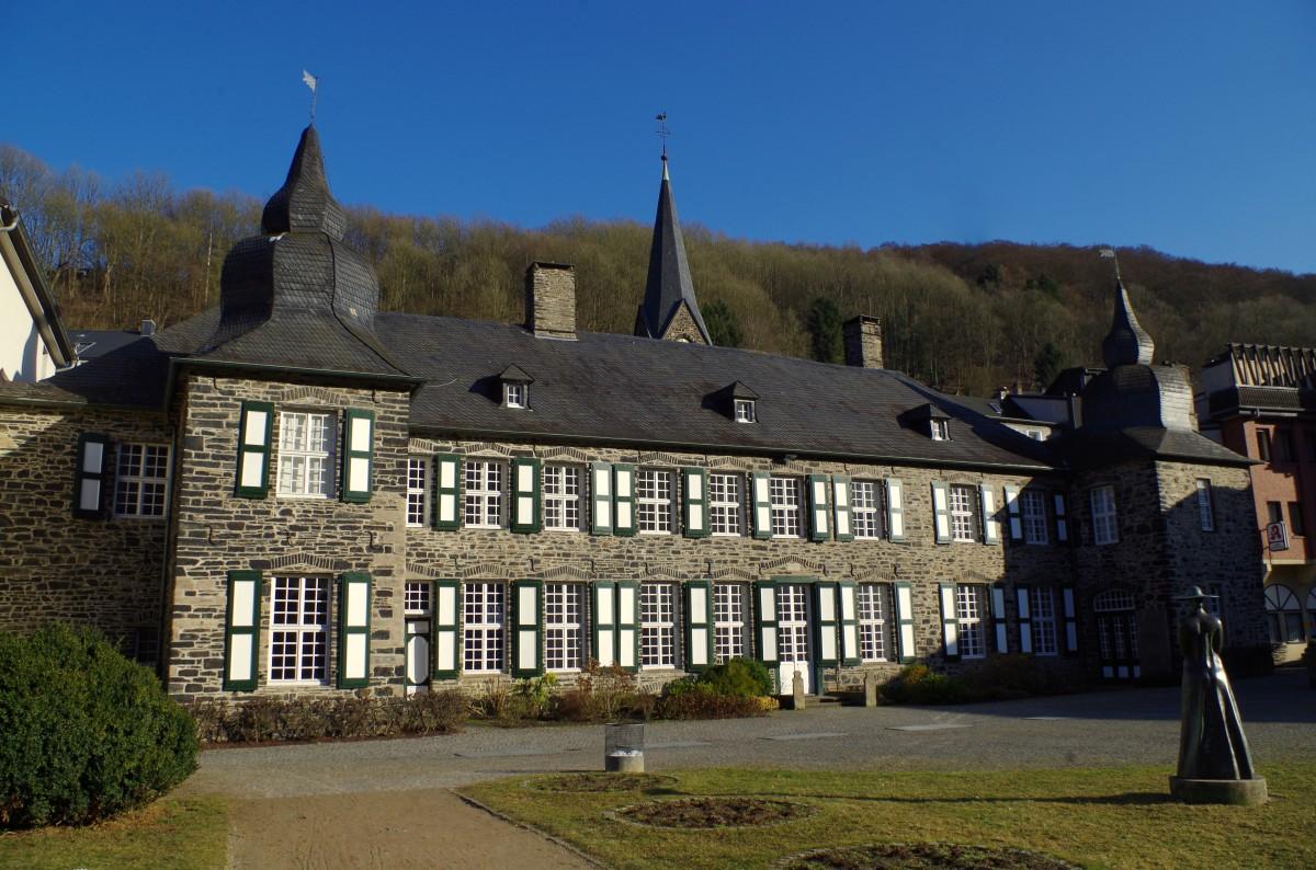 Zdjęcia: Altena, Westfalia,  - zamek  Holtzbrinck -, NIEMCY