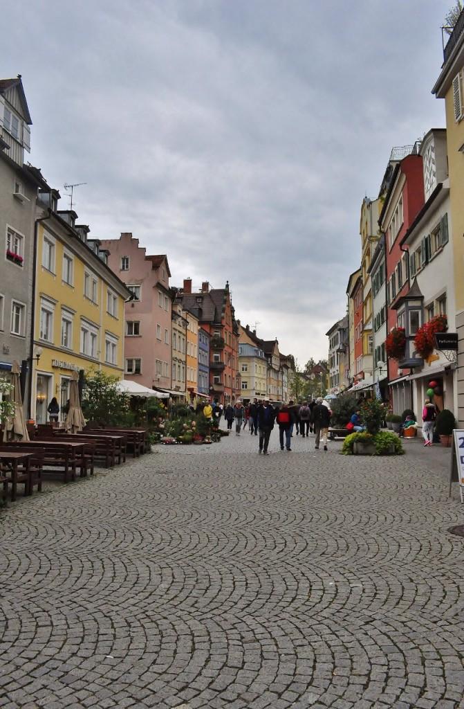 Zdjęcia: Lindau, Bawaria, Lindau, Spacer po mieście, NIEMCY