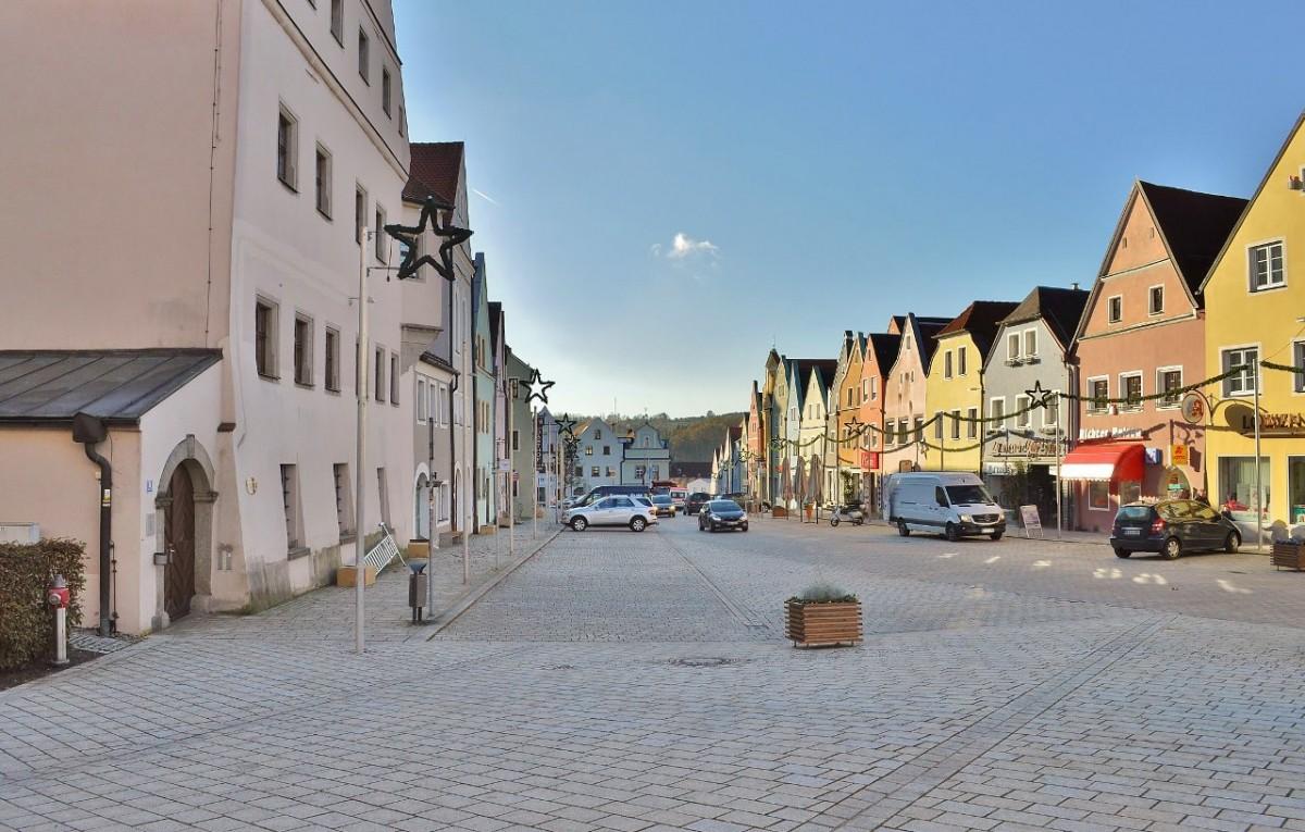 Zdjęcia: Neustadt an der Waldnaab, Bawaria, Neustadt an der Waldnaab, centrum , NIEMCY