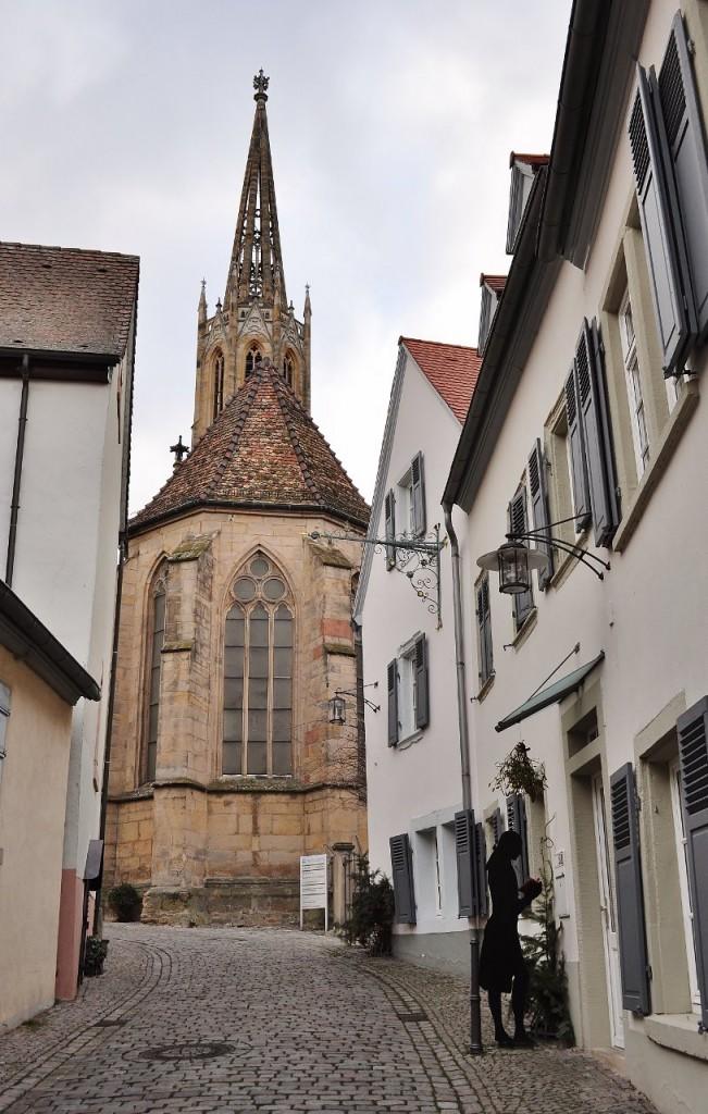 Zdjęcia: Bad Dürkheim, Nadrenia-Palatynat, Bad Dürkheim, stare miasto, NIEMCY