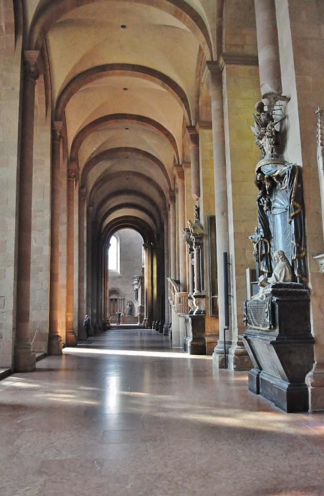 Zdjęcia: Moguncja, Nadrenia-Palatynat, Moguncja, katedra, NIEMCY