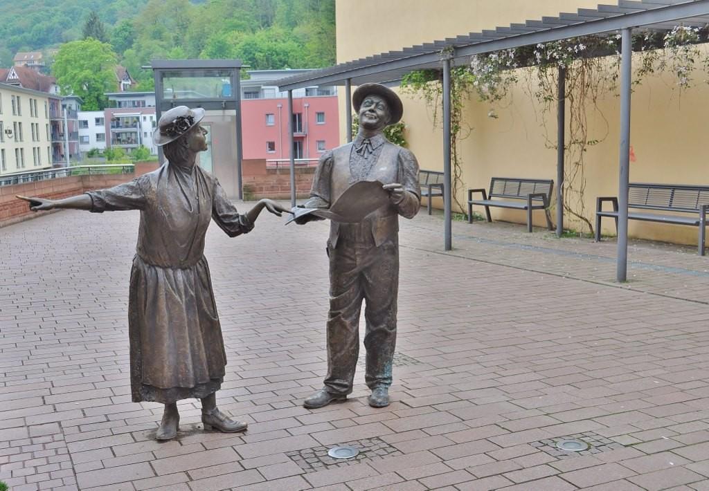 Zdjęcia: Weinheim, Badenia-Wirtembergia, Weinheim, NIEMCY