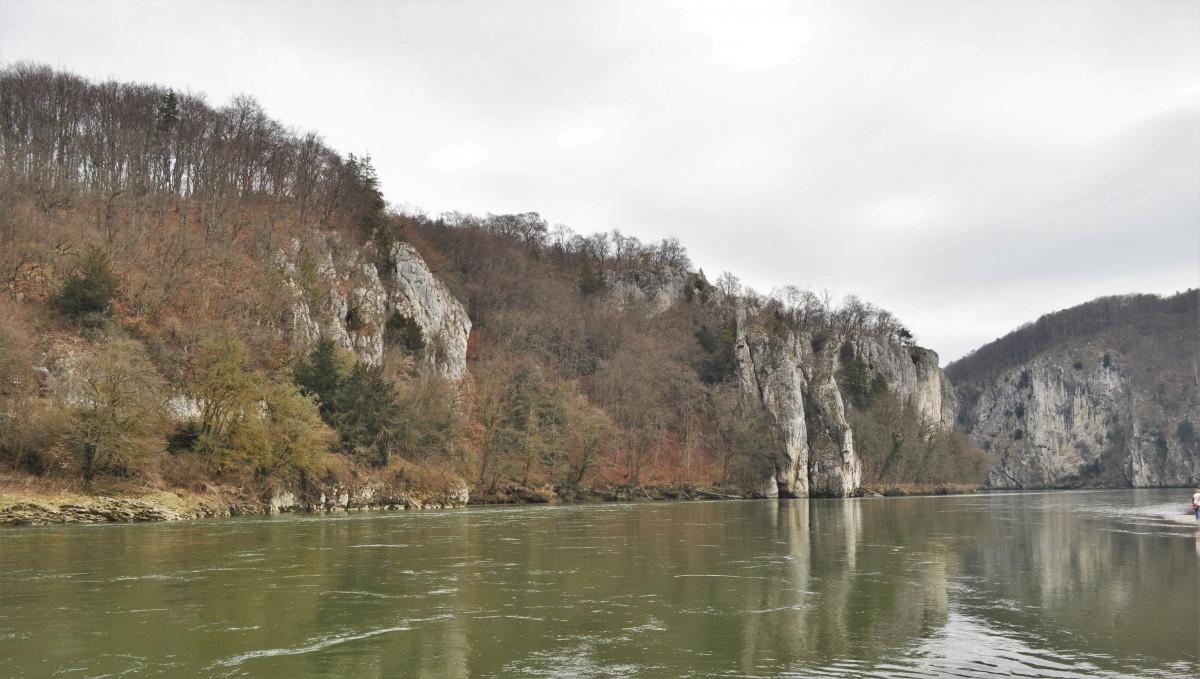 Zdjęcia: Weltenburg, Niderbayern, Weltenburg, Dunaj, NIEMCY