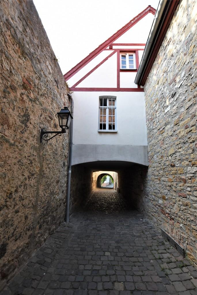 Zdjęcia: Freinsheim, Rein Pfalz, Freinsheim, zakamarki, NIEMCY