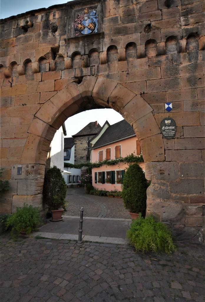 Zdjęcia: Freinsheim, Rein Pfalz, Freinsheim, mury miejskie, NIEMCY