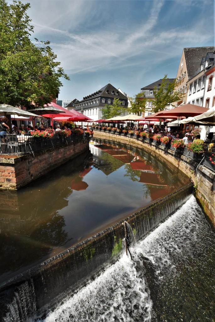 Zdjęcia: Saarburg, Nadrenia Pallatynat, Saarburg, miasto, NIEMCY