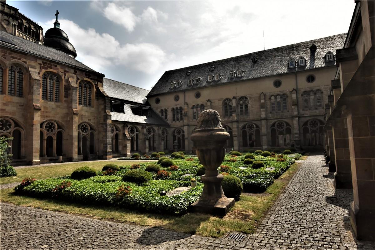 Zdjęcia: Trewir, Nadrenia-Palatynat, Trewir, katedra krużganki, NIEMCY