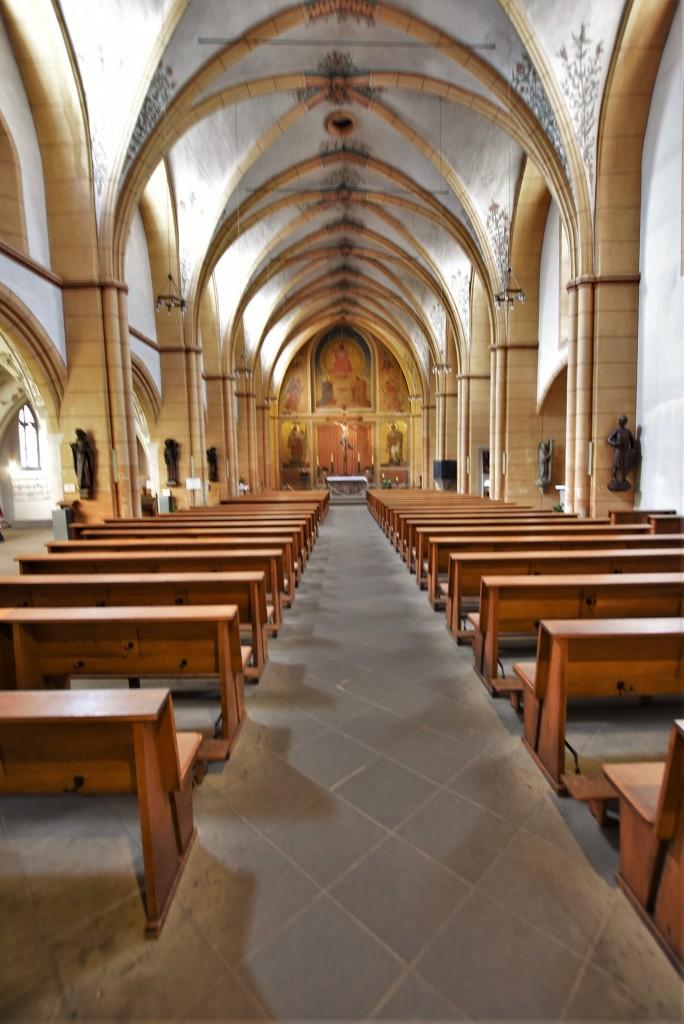 Zdjęcia: Trewir, Nadrenia-Palatynat, Trewir, St. Gangolf Kirche, NIEMCY