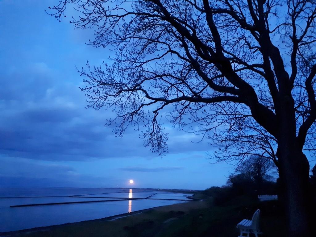 Zdjęcia: Wyspa Sylt, Morze Północne, Wieczór na Sylcie, NIEMCY