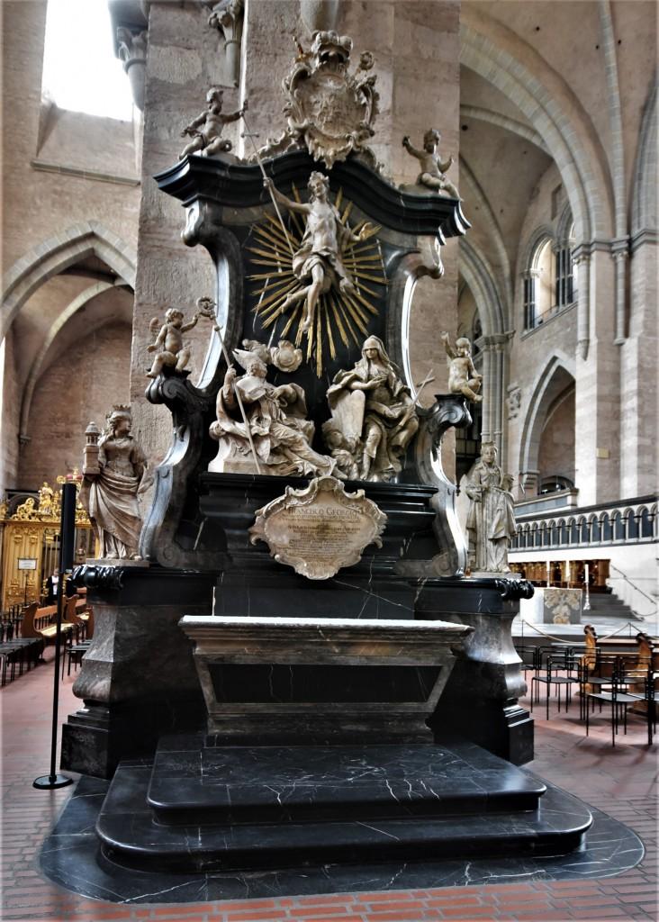Zdjęcia: Trewir, Nadrenia Pallatynat, Trewir, katedra, NIEMCY