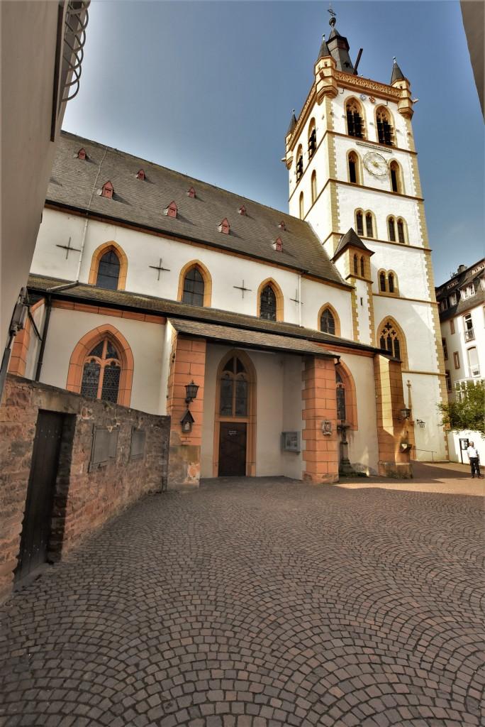 Zdjęcia: Trewir, Nadrenia Pallatynat, Trewir, kościół St. Gangolf, NIEMCY
