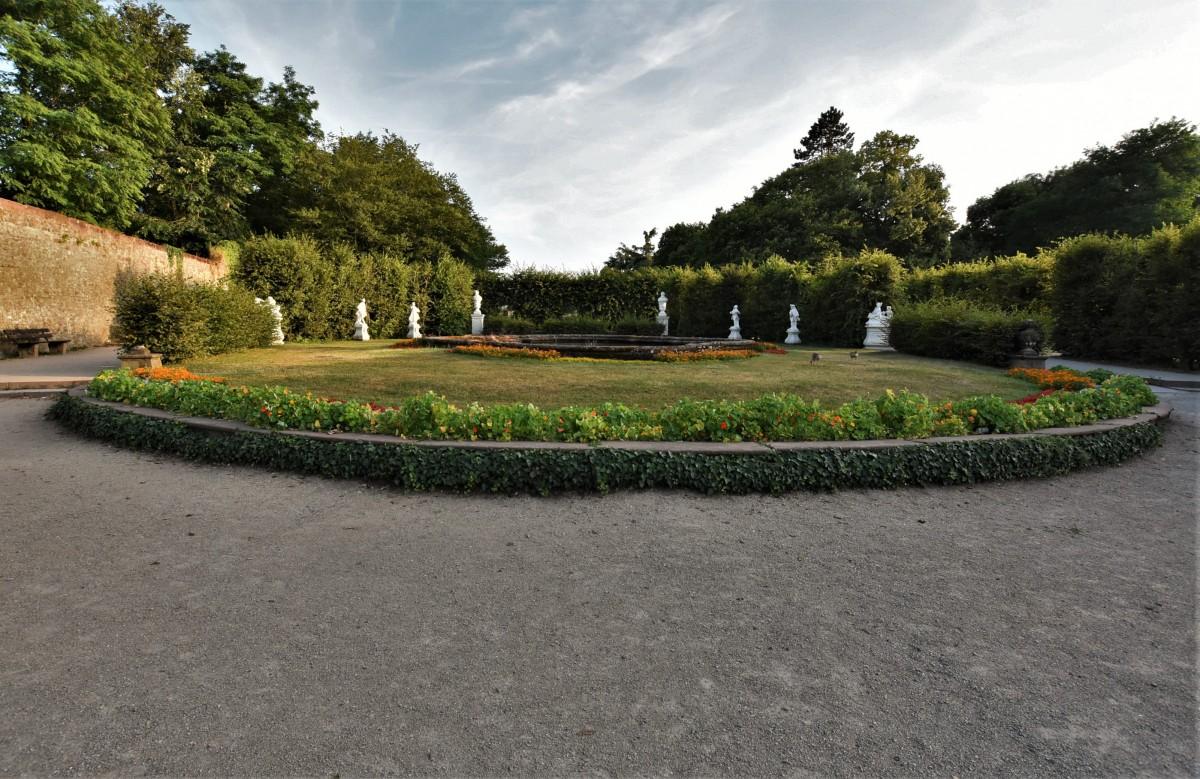 Zdjęcia: Trewir, Nadrenia Pallatynat, Trewir, pałac elektorski i park, NIEMCY
