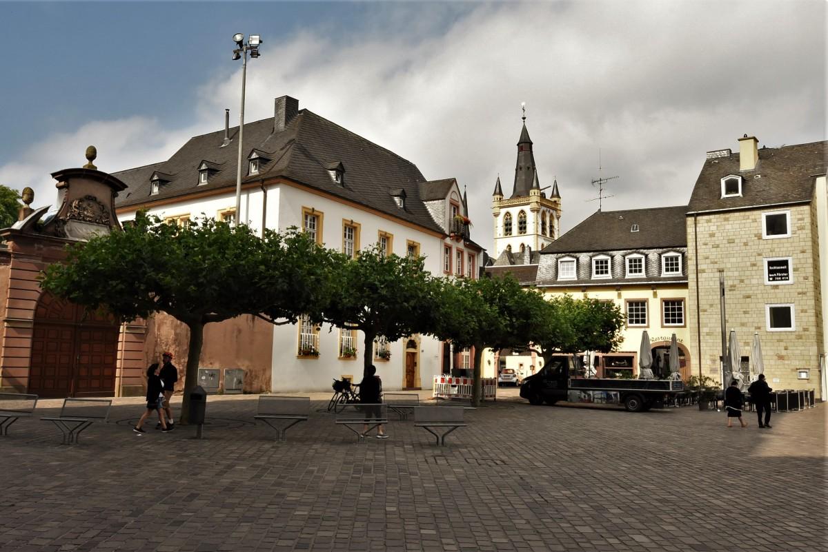 Zdjęcia: Trewir, Nadrenia Pallatynat, Trewir, Katedra, okolice, NIEMCY
