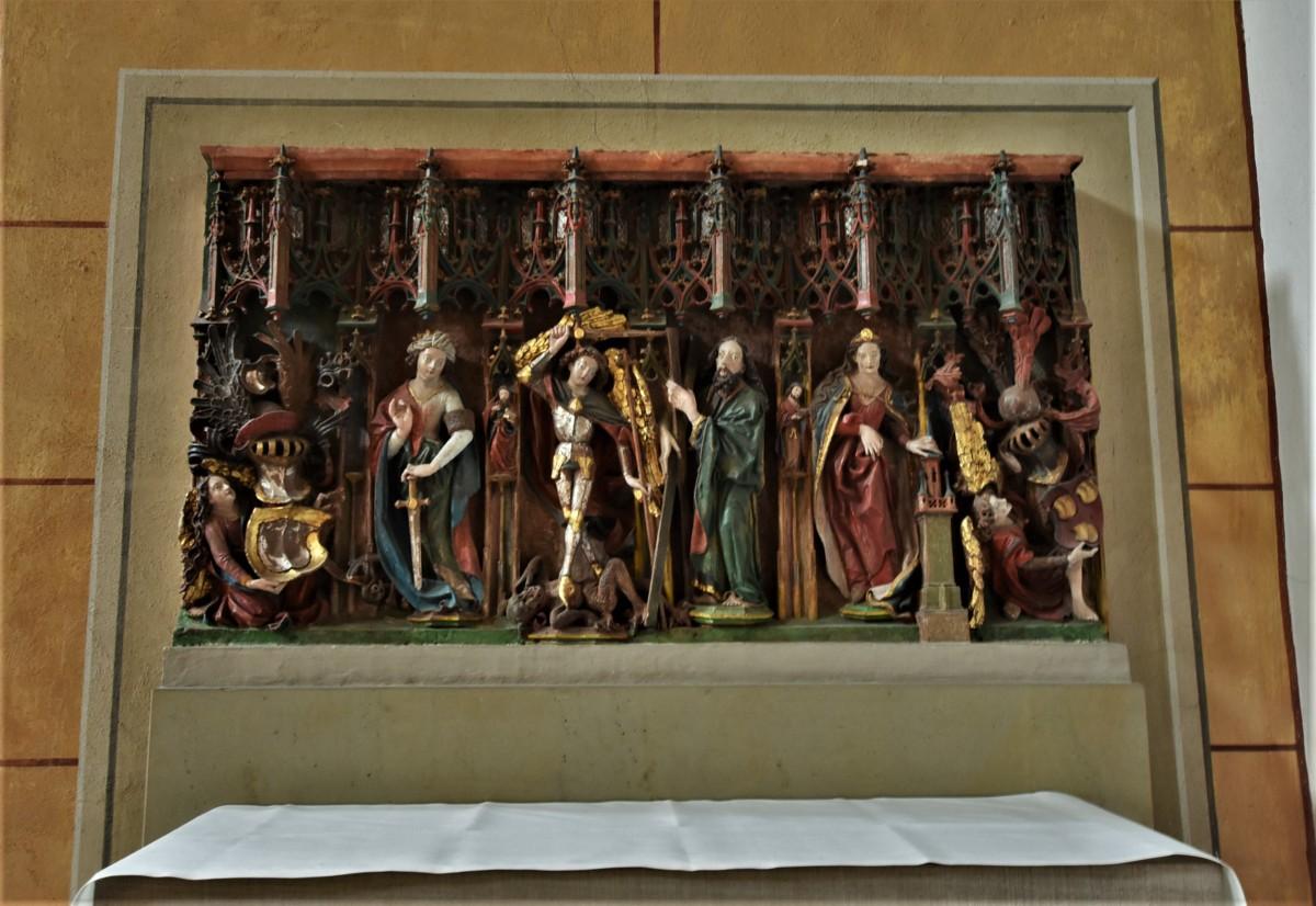 Zdjęcia: Trewir, Nadrenia Pallatynat, Trewir, St. Gangolf Kirche, NIEMCY