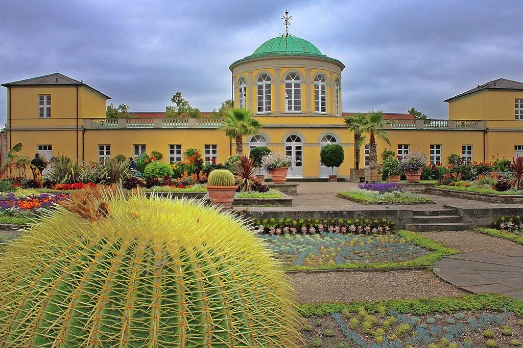 Zdjęcia: Hanower, Dolna Saksonia, Ogród po królewsku, NIEMCY