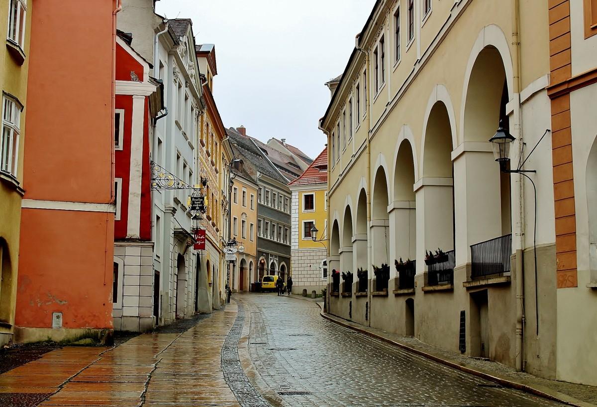 Zdjęcia: Goerlitz, Saksonia, Stare Miasto, NIEMCY