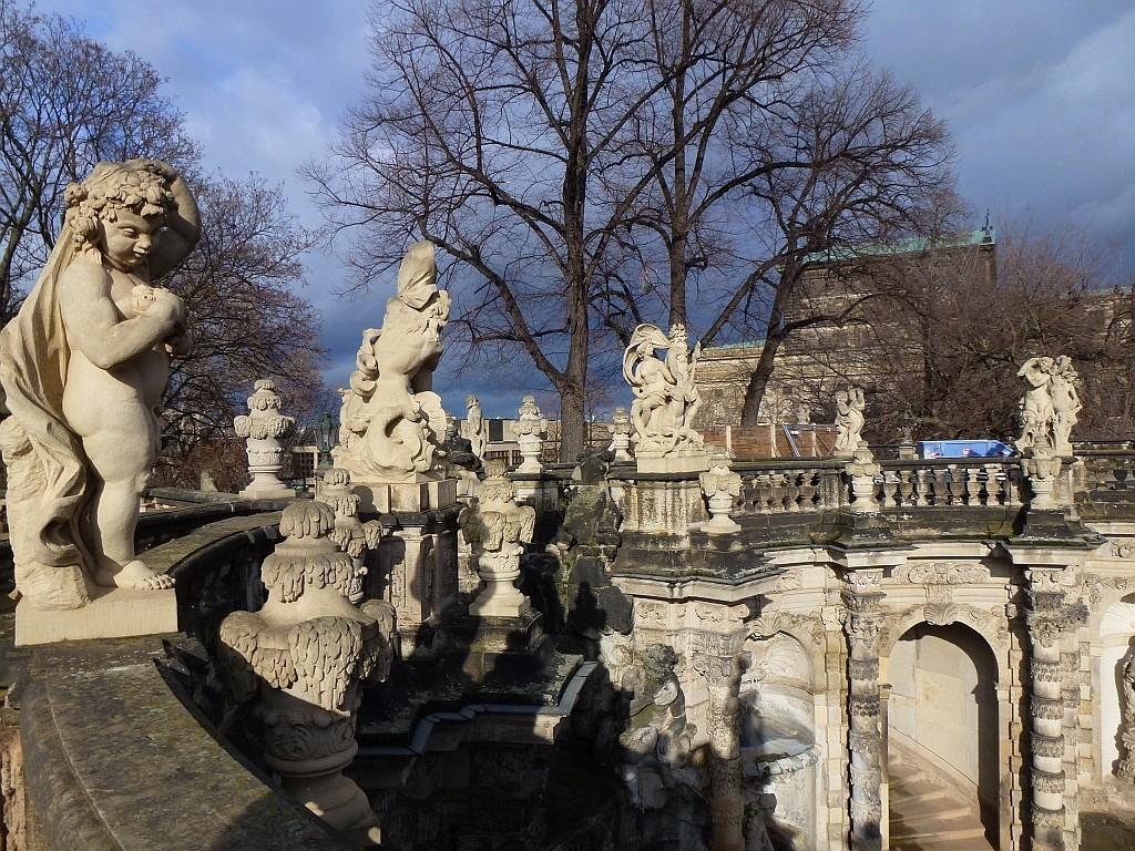 Zdjęcia: Drezno, Saksonia, Zwinger, NIEMCY