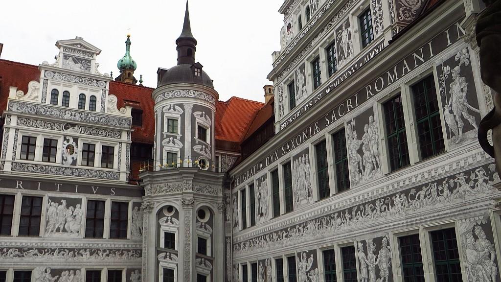 Zdjęcia: Drezno, Saksonia, Zamek, NIEMCY
