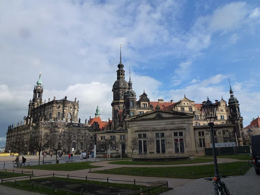 Zdjęcia: Drezno, Saksonia, stare miasto, NIEMCY