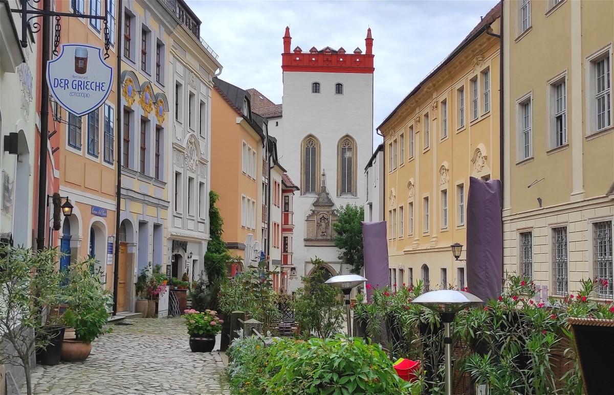 Zdjęcia: Bautzen, Saksonia, Zakamarki Budziszyna, NIEMCY