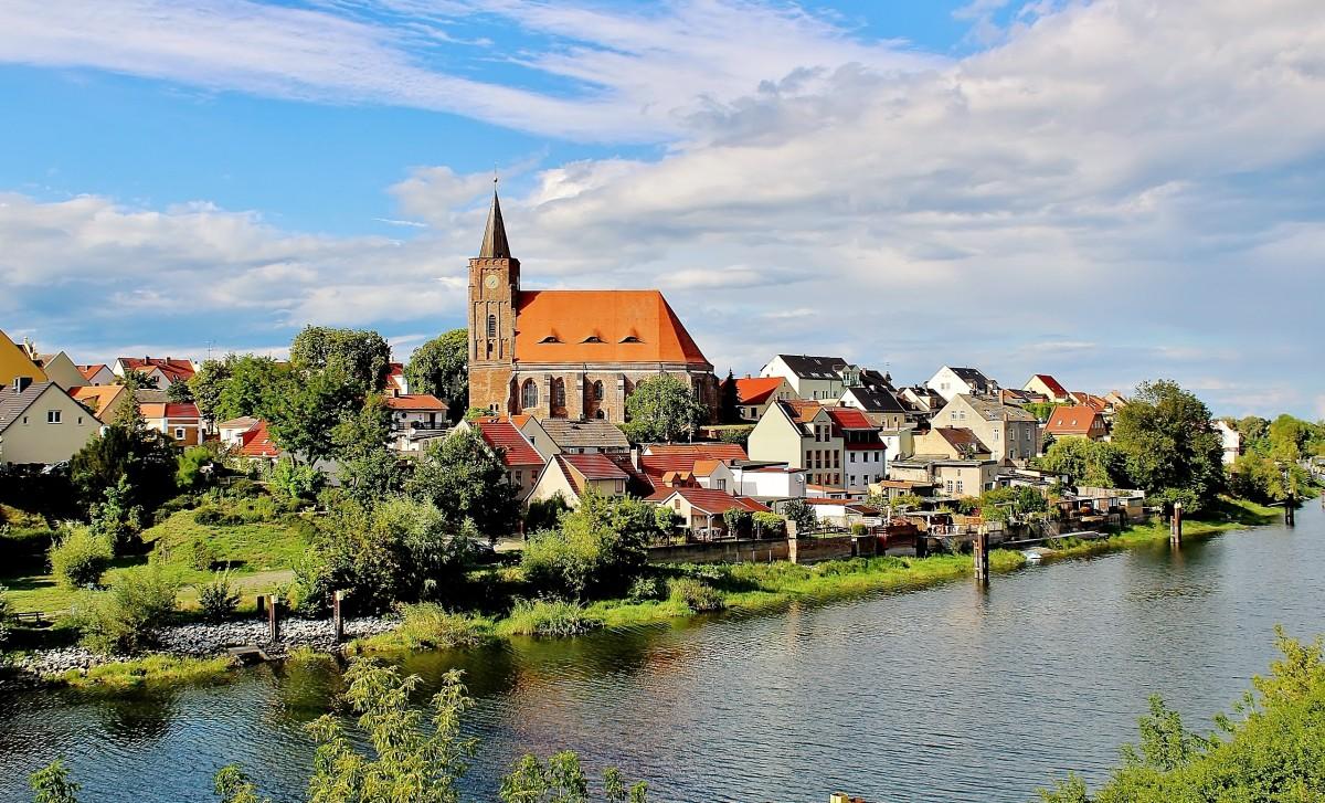 Zdjęcia: Eisenhüttenstadt, Brandenburgia, Eisenhüttenstadt, NIEMCY