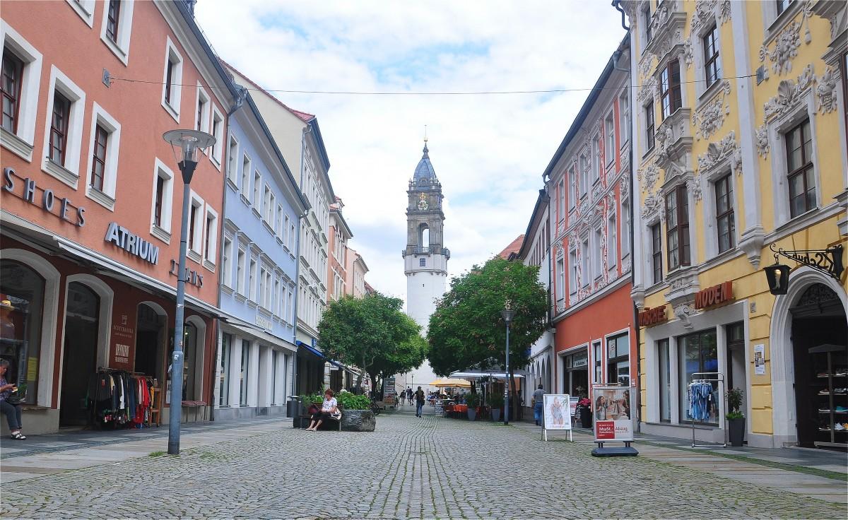 Zdjęcia: Bautzen, Saksonia, Uliczkami Bautzen, NIEMCY