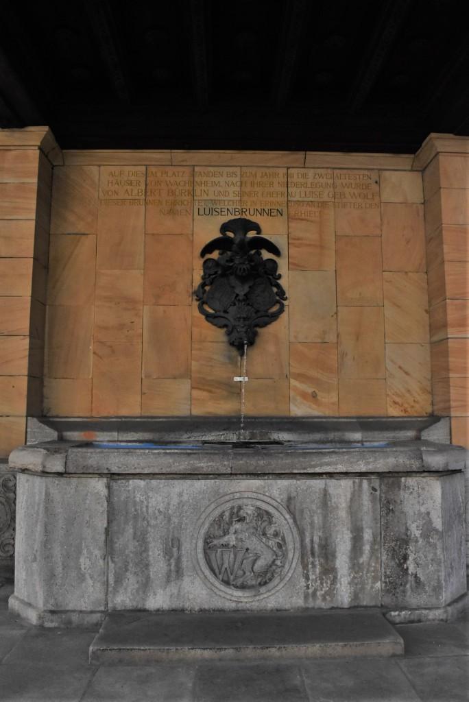 Zdjęcia: Wachenheim, Nadrenia Pallatynat, Wachenheim, napotkane, NIEMCY