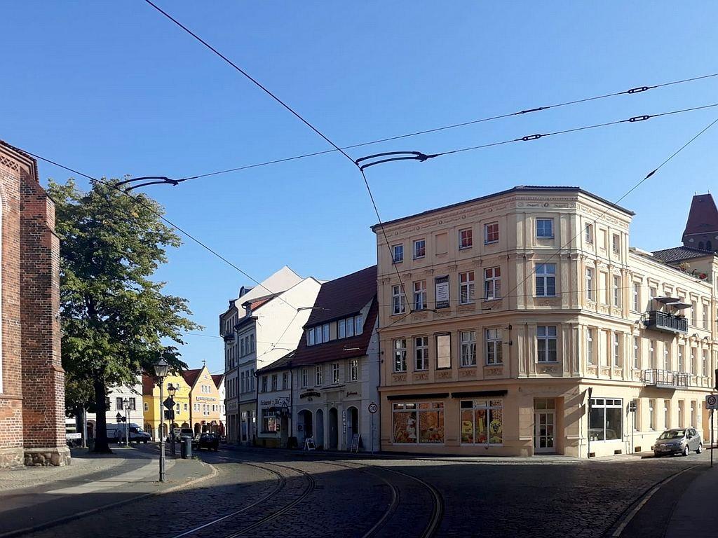 Zdjęcia: Cottbus, Brandenburgia, Jedna z wielu ulic, NIEMCY