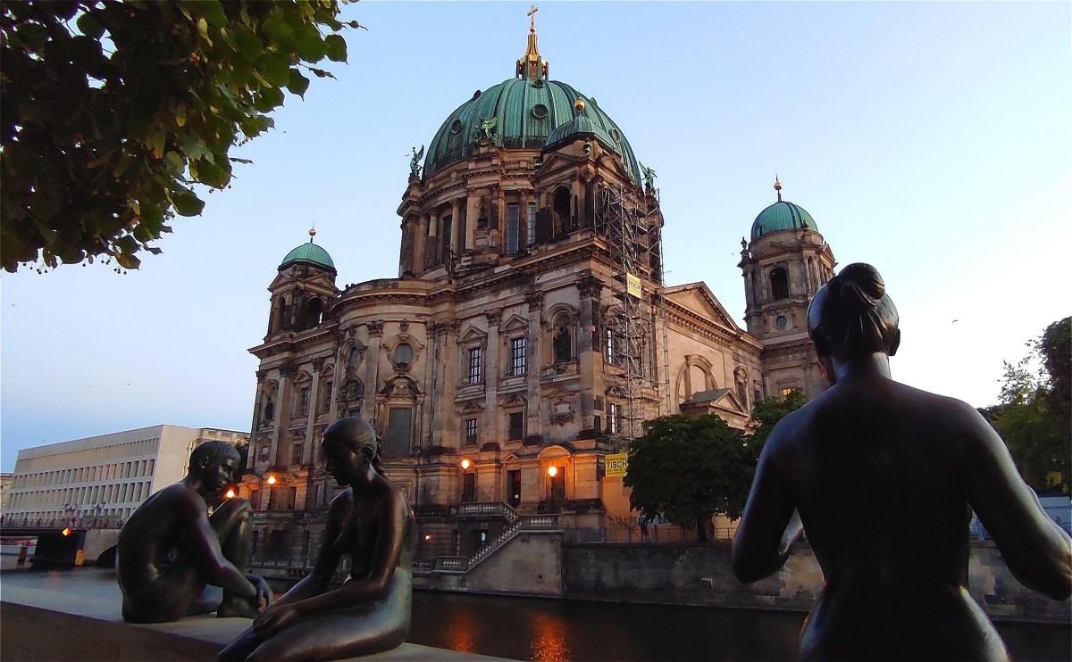 Zdjęcia: Berlin, Berlin, Katedra Berlińska, NIEMCY