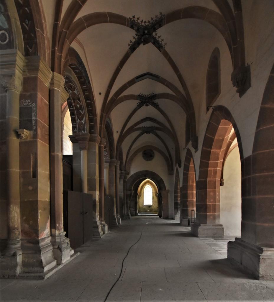Zdjęcia: Maulbronn, Badenia Witenbergia, Maulbronn, kościół klasztorny, NIEMCY