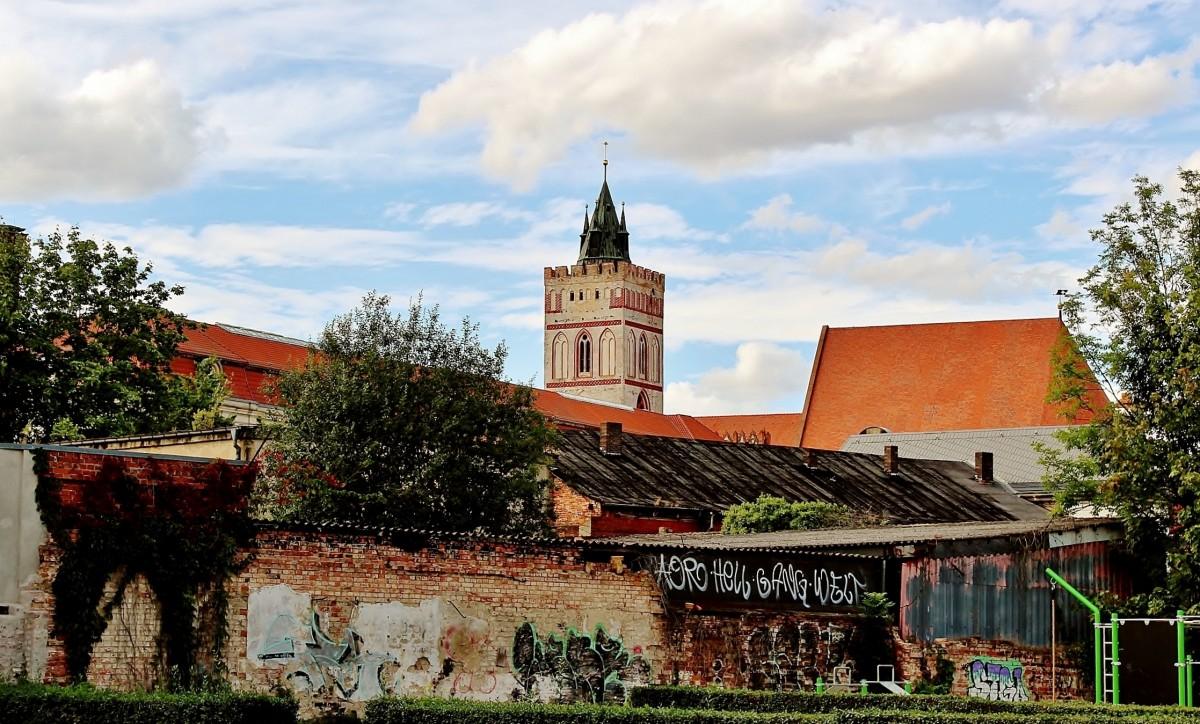 Zdjęcia: Frankfurt nad Odrą, Brandenburgia, Przegląd architektury, NIEMCY