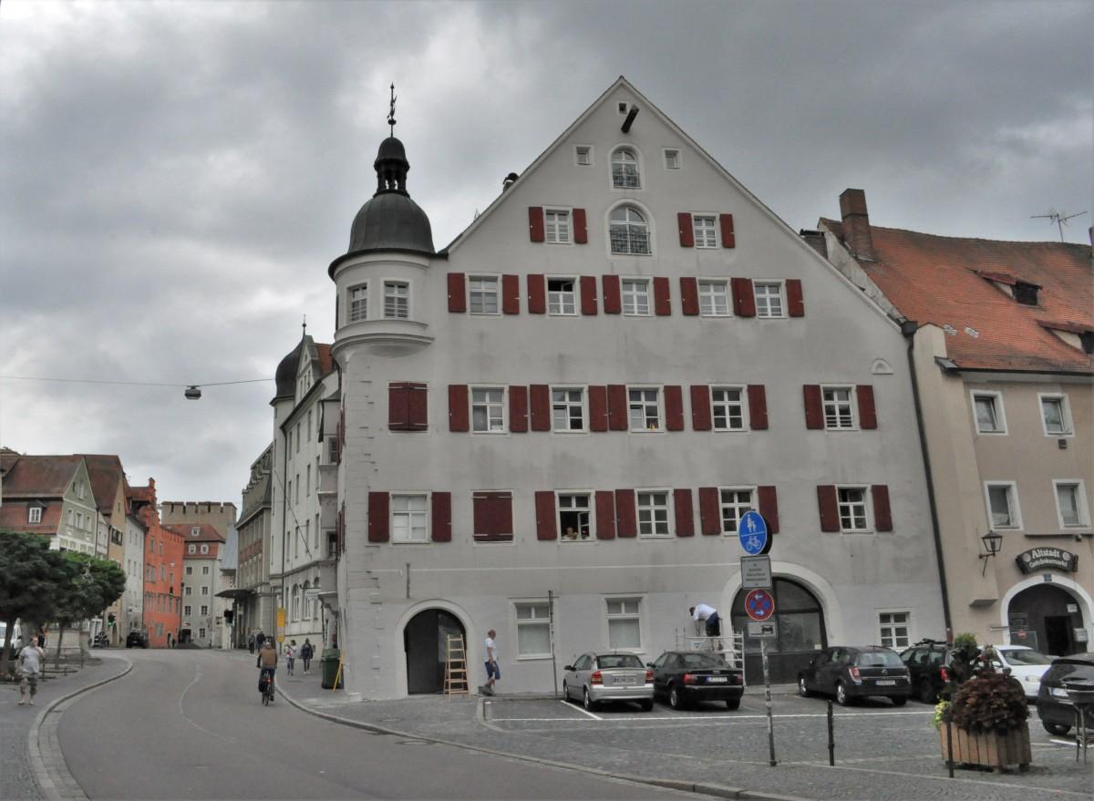 Zdjęcia: Regensburg, Bawaria, Regensburg, zakamarki, NIEMCY