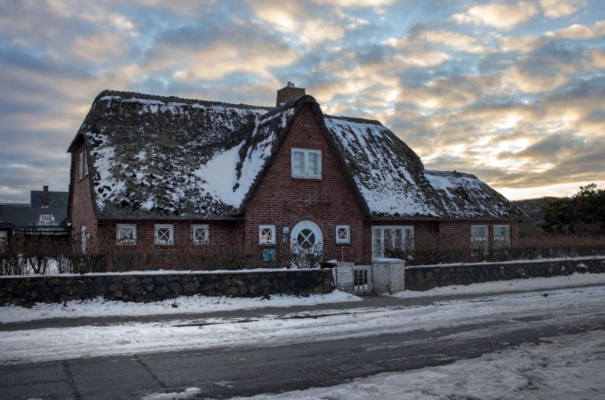 Zdjęcia: Westerland , Sylt, Zima na wyspie, NIEMCY