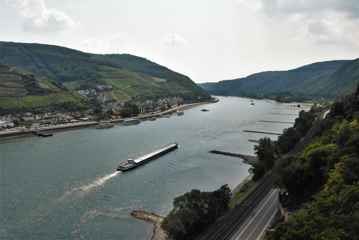 Zdjęcia: Reichenstein, Dolina Renu, Dolina Renu, NIEMCY