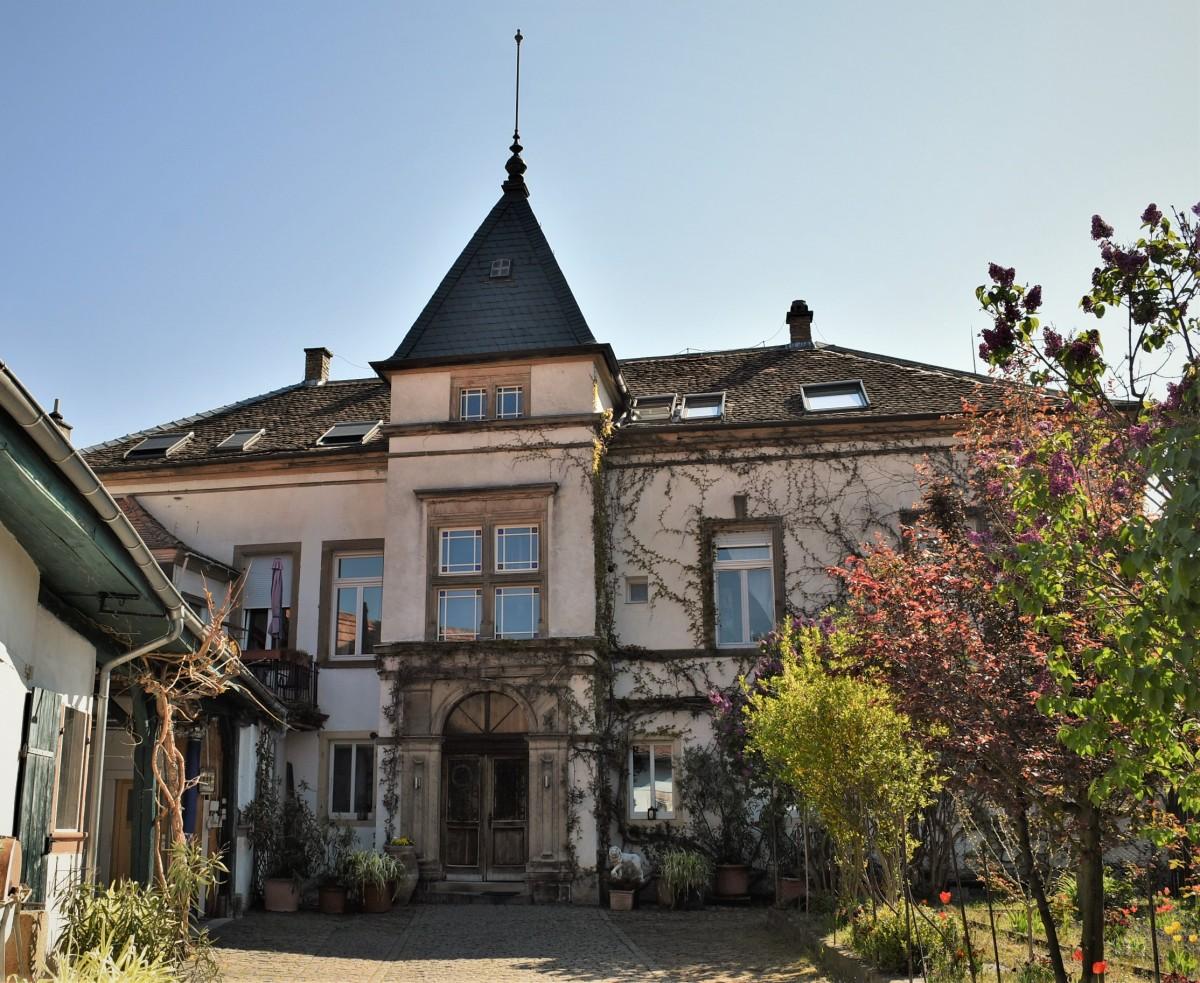 Zdjęcia: Maikammer, Nadrenia Pallatynat, Maikammer, pałac, NIEMCY