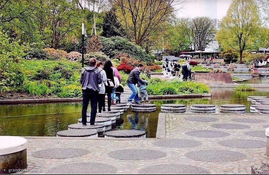 Zdjęcia: Hamburg, Hamburg, Hamburg. Planten un Blomen Park, NIEMCY