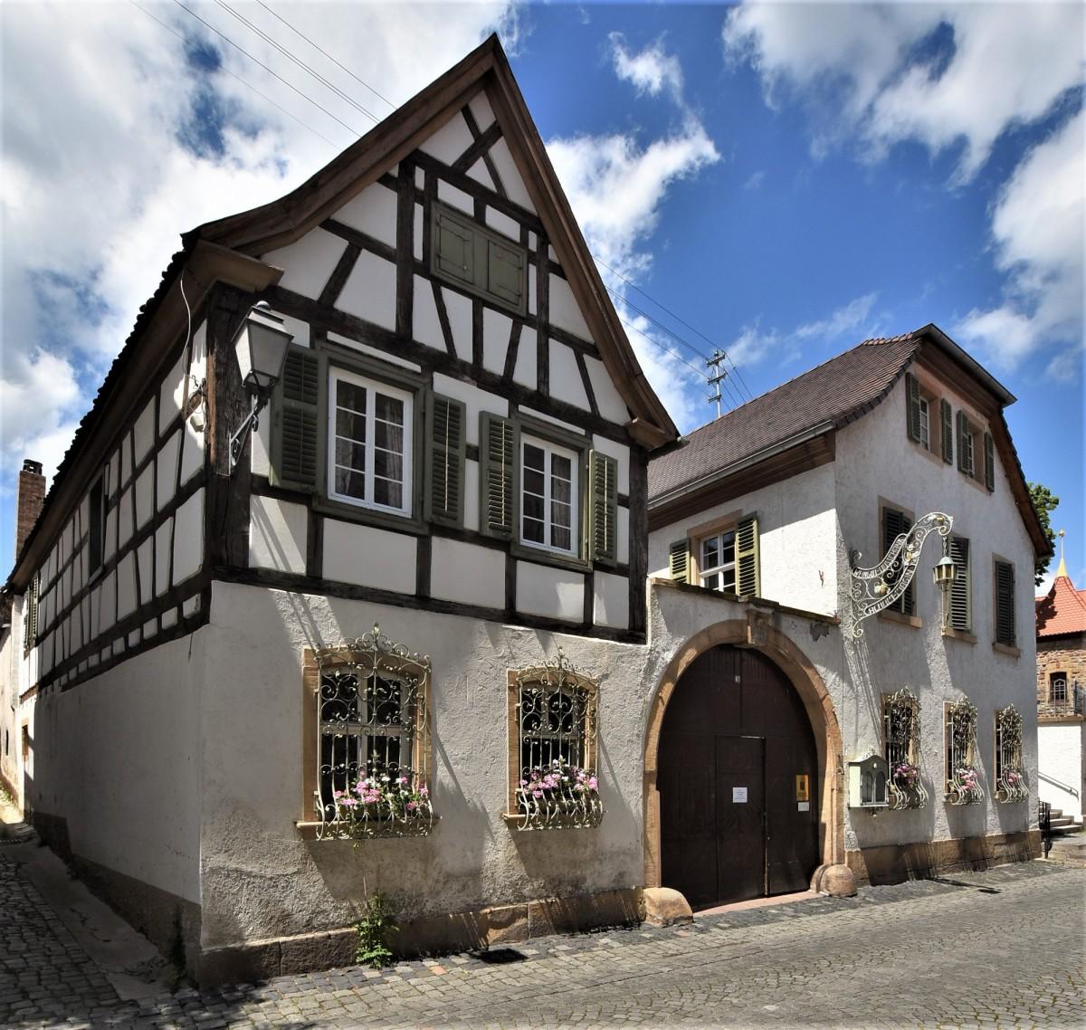 Zdjęcia: Forst an der Weinstrasse, Nadrenia Palatynat, Forst an der Weinstrasse, zakamarki, NIEMCY